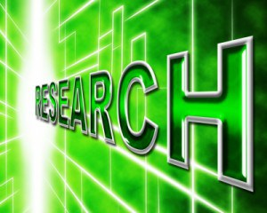 Conduct Your Research!
