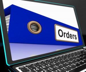 Online Store Orders
