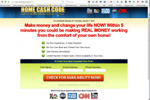 Home Cash Code - Secure Cash At Home - Pay Days At Home