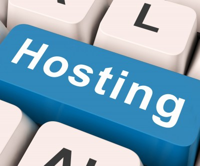 Domain Names & Hosting are two different things.