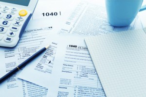 Tax Preparation 2015