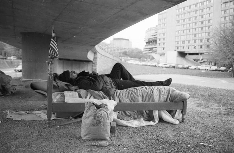 Homelessness...
