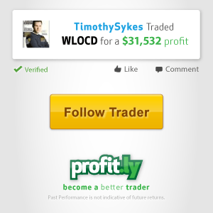 Profitly - Tim Sykes - Trader - Teacher