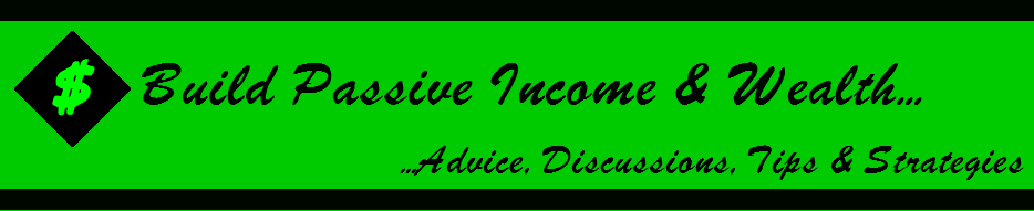 Easy Passive Income Idea #3 – Dividend Paying Stocks