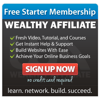 Wealthy Affiliate - Start Here